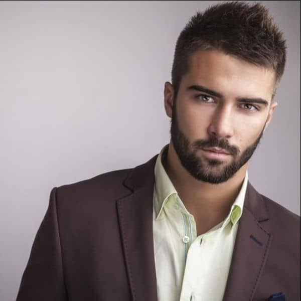 short-boxed-beard-7 21 Sensational Short Boxed Beards [2019]