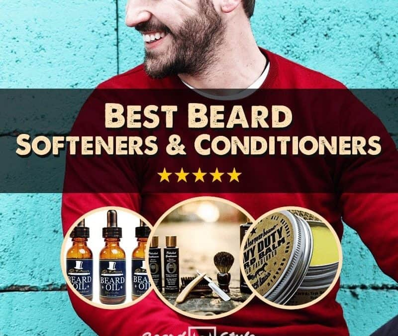 11 Best Beard Conditioners & Softeners in 2018: User's Review