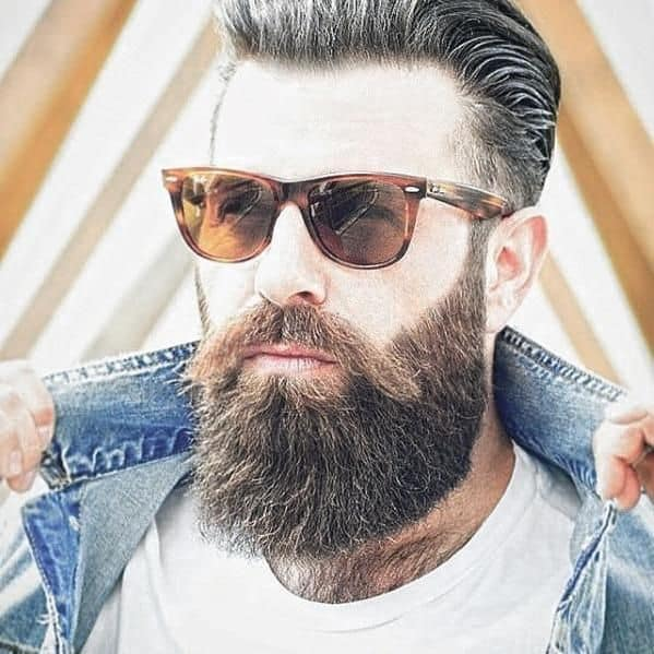 48db7c5b1a327e69df063b4df6000ba4 115 Sexy Long Beard Styles for Men
