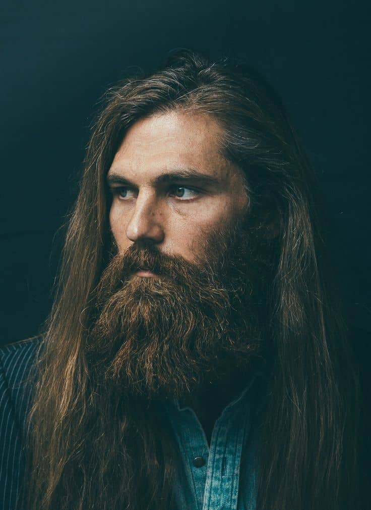 495d71a16024f22343825ad102af0230 115 Unbeatable Long Beard Styles for Every Man
