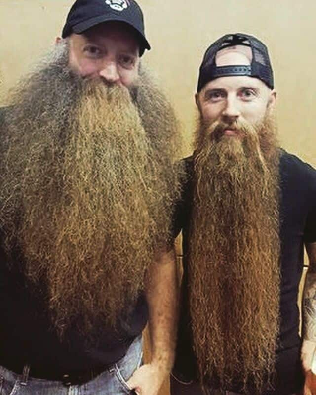 96e3ef4fa2acc2e635668a45bebce8b6 115 Sexy Long Beard Styles for Men