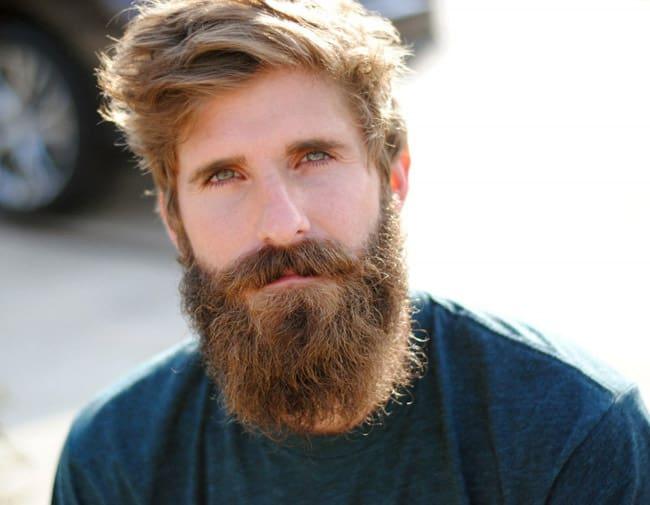 beard-mustache-1 70 Sexy Long Beard Styles for Men