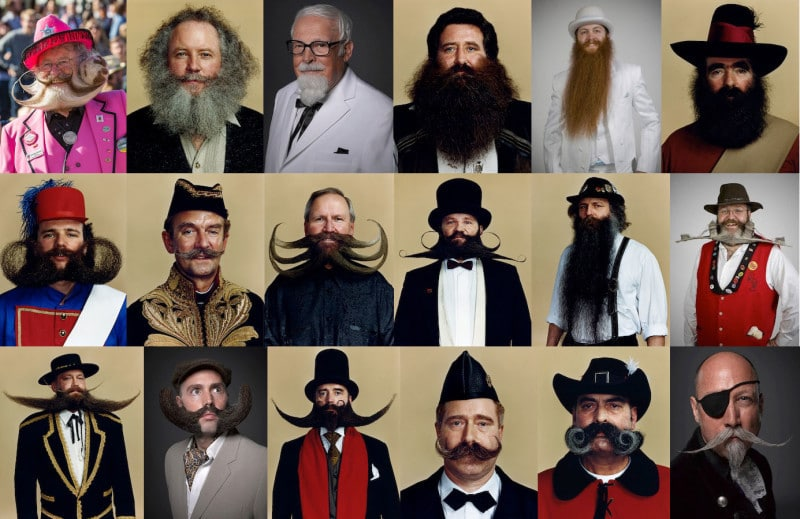beard-or-mustache-competition 10 Interesting Mustache Facts to Thrill Your Friends