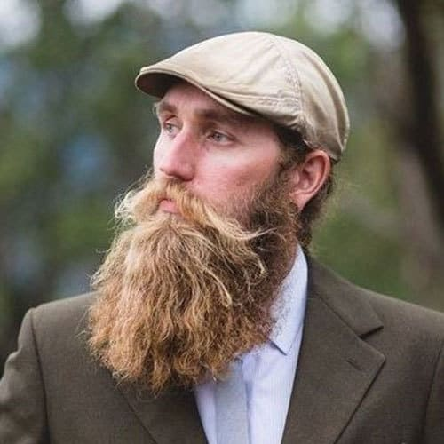c264ce3646d09d6ebb064b8416d5272f 115 Sexy Long Beard Styles for Men