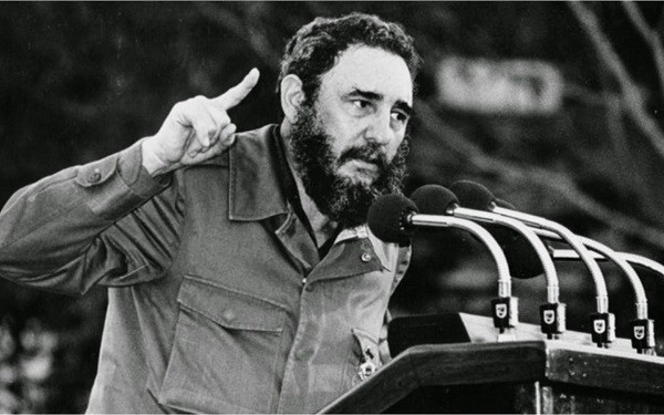 fidel-castro 7 Funny and Interesting Beard Facts