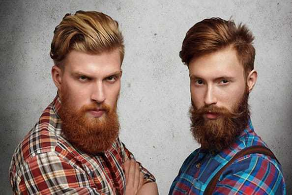 long-beard-compare-men_1 115 Sexy Long Beard Styles for Men