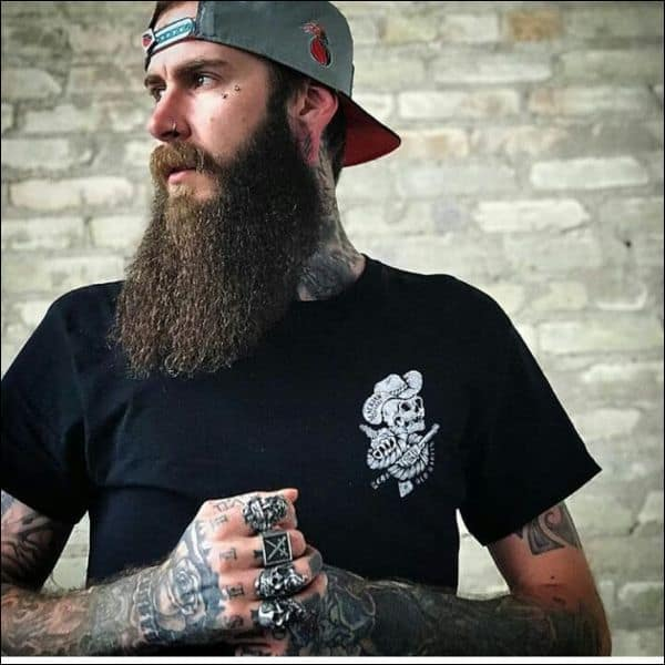 long-beard-style-15 115 Sexy Long Beard Styles for Men