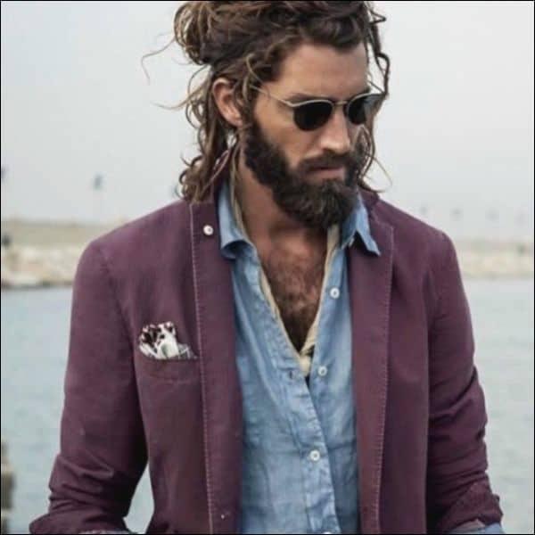 long-beard-style-29 115 Sexy Long Beard Styles for Men
