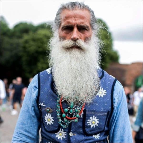 long-beard-style-39 115 Sexy Long Beard Styles for Men