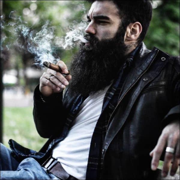 long-beard-style-50 115 Sexy Long Beard Styles for Men
