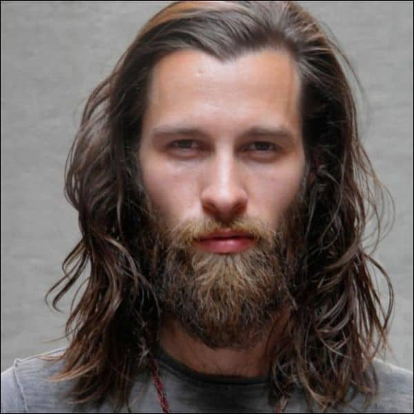 long-beard-style-9 115 Sexy Long Beard Styles for Men