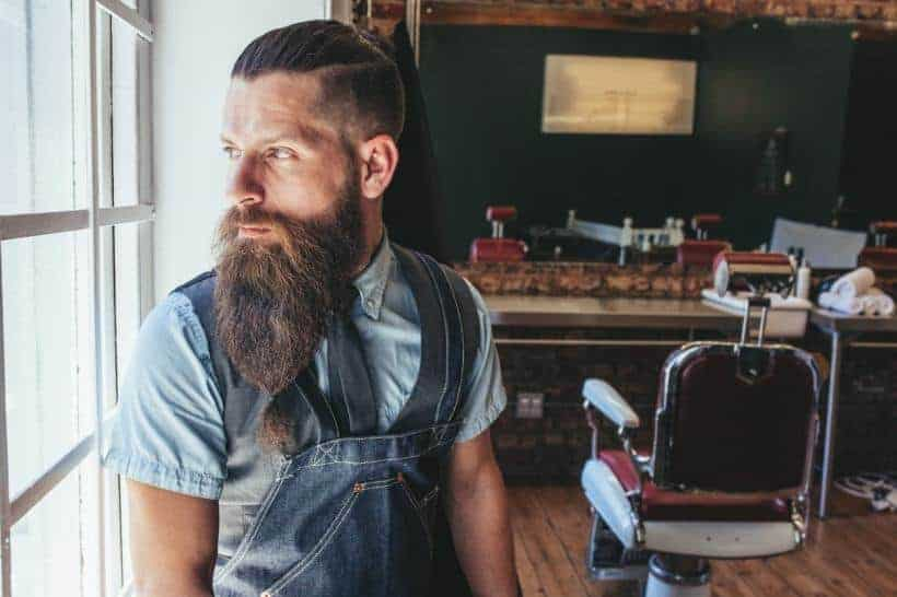 long-bun-beard_2 115 Unbeatable Long Beard Styles for Every Man