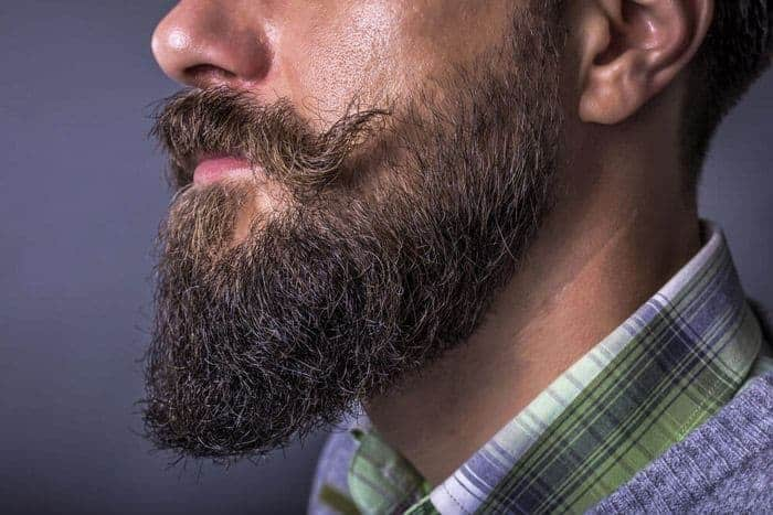 long-cool-beard-side-view_2 115 Unbeatable Long Beard Styles for Every Man