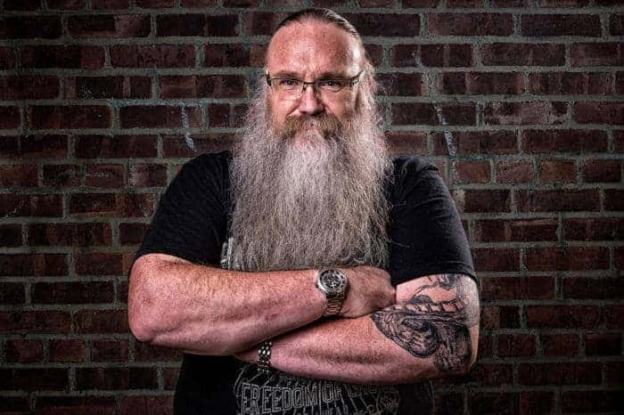 men-with-long-beard-and-tattoo_1 115 Sexy Long Beard Styles for Men
