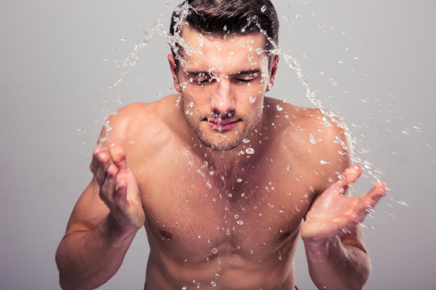 clean-shave-men 10 Reasons Why Women Like Beards [With Infographic]