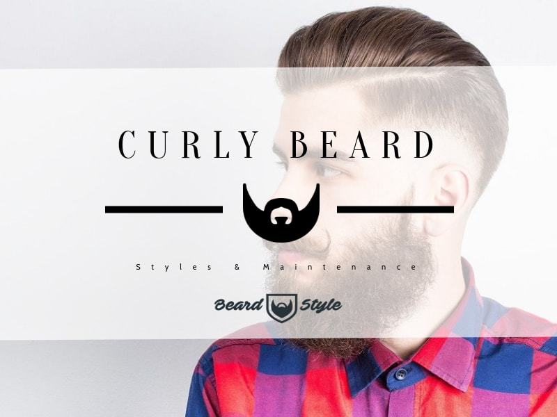 curly-beard-style-and-maintenance Curly Beard: Top 10 Styles & How to Take Care Like A Boss