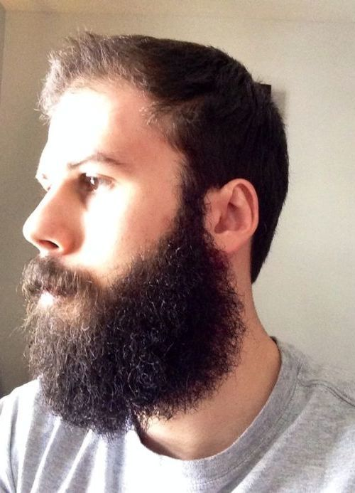 image011 Curly Beard: Top 10 Styles & How to Take Care Like A Boss