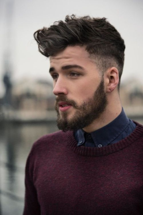 image019 Curly Beard: Top 10 Styles & How to Take Care Like A Boss