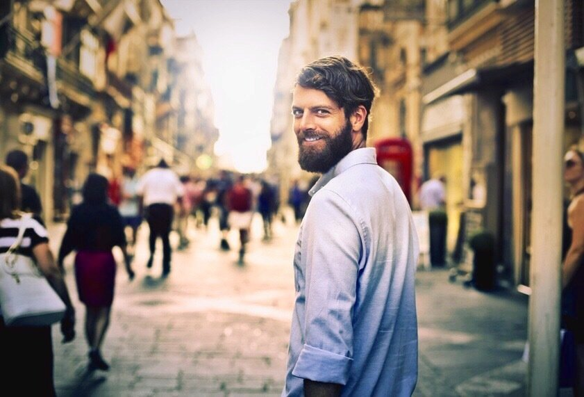men-with-full-beard 10 Reasons Why Women Like Beards [With Infographic]