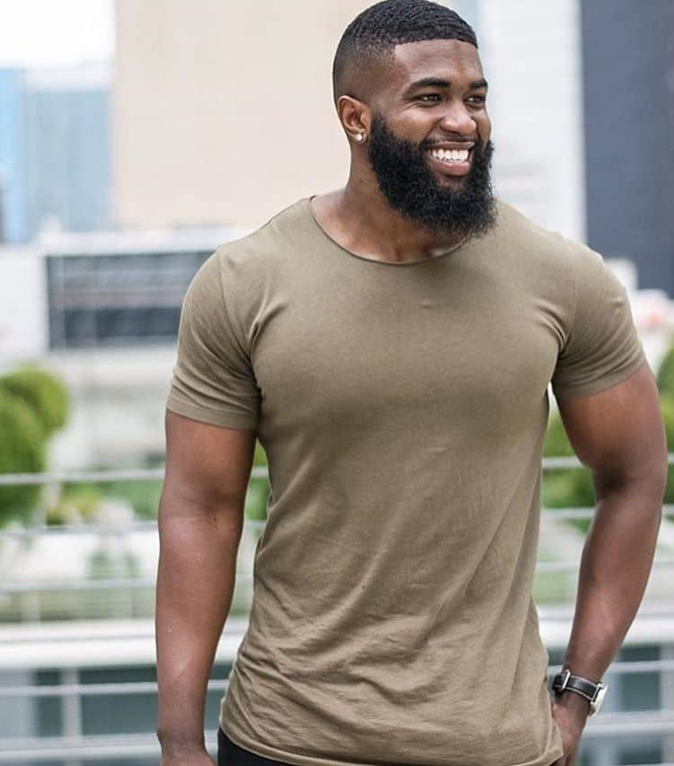 1 70 Trendiest Beard Styles for Black Men [2018 Updated]