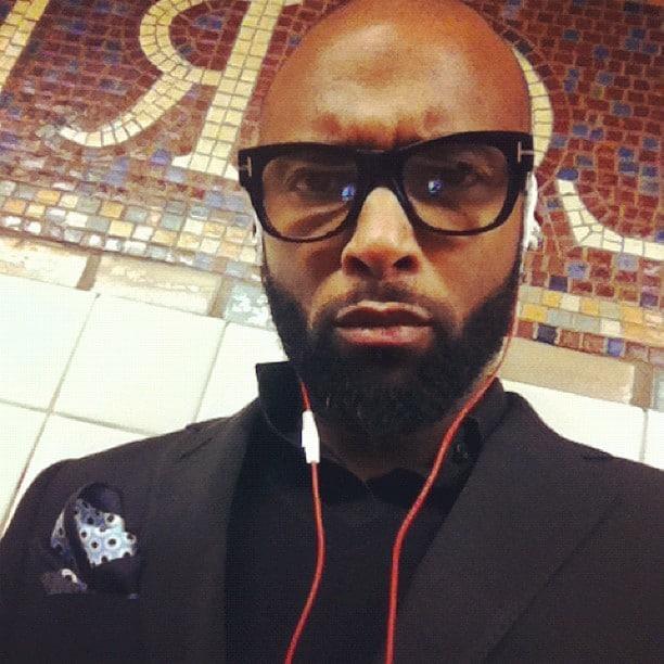 black men beards