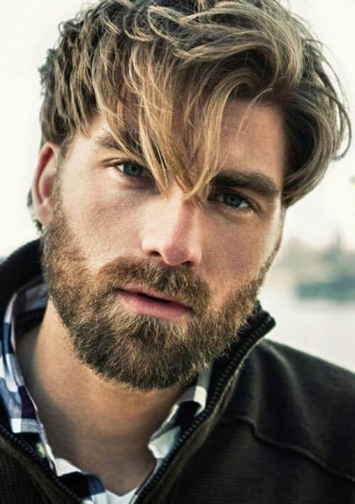 Blonde-Beard-Styles-21 70 Hottest Mustache Styles for Guys Right Now