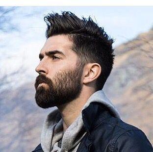 a014bdfbb06be9a374a232709ecc7ee0 70 Coolest Short Beard Styles for Men