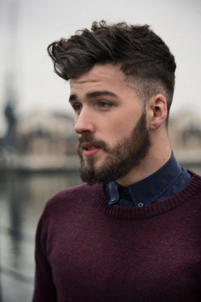 beard-cut-style-and-undercut-hair-trend-for-indian-boys-17-best-ideas-about-latest-beard-styles-on-pinterest-beard-683x1024 70 Coolest Short Beard Styles for Men
