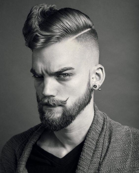 cc9820bc7eb64bf0cf31d7c307f11823 70 Coolest Short Beard Styles for Men