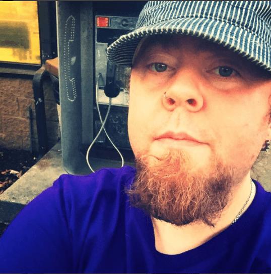 messy-goatee 60 Prevailing Goatee Beard Styles for Men