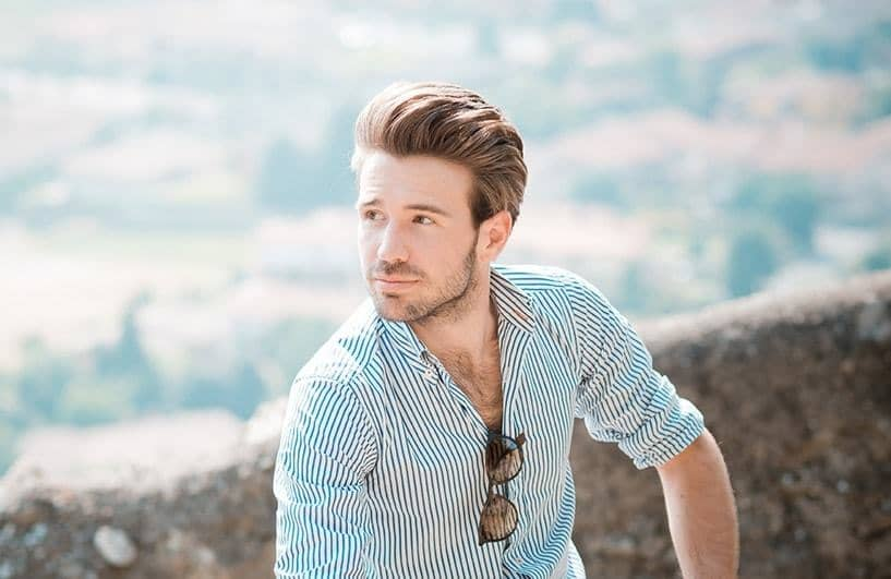 short-beard 70 Coolest Short Beard Styles for Men