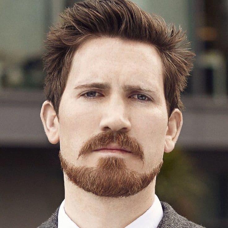 Balbo beard type