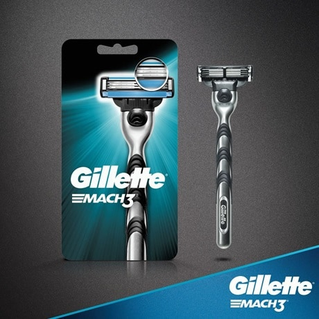 01_Mach3Man417_Pack Gillette Mach3 Men's Razor: Honest Opinion & Ratings