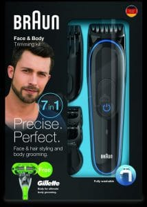 29-1-214x300 Best Beard Trimmers by 7 Top Brands: Editor's Top 3 Picks