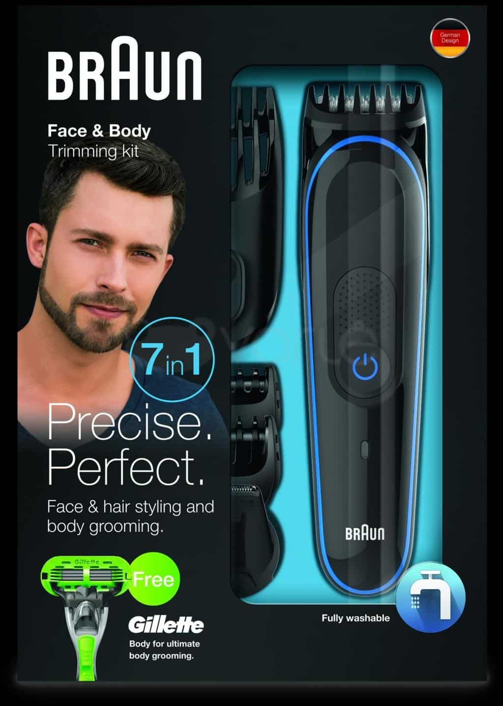 29-1 Best Beard Trimmers by 7 Top Brands: Editor's Top 3 Picks