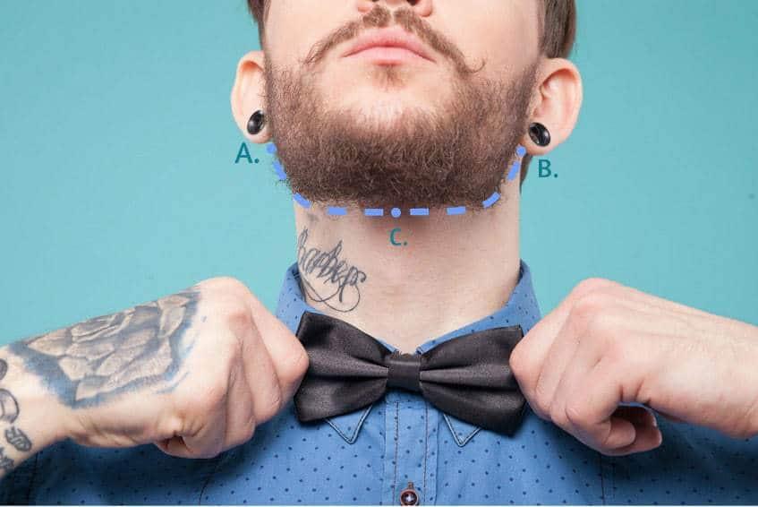 Beard Neckline How To Trim Perfectly Beardstyle