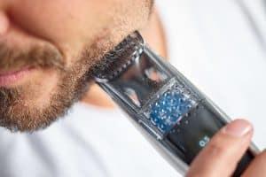 hair vacuuming option