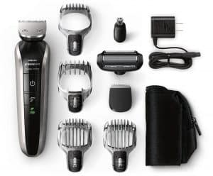Norelco-Multigroom-7000-300x248 Best Beard Trimmers by 7 Top Brands: Editor's Top 3 Picks