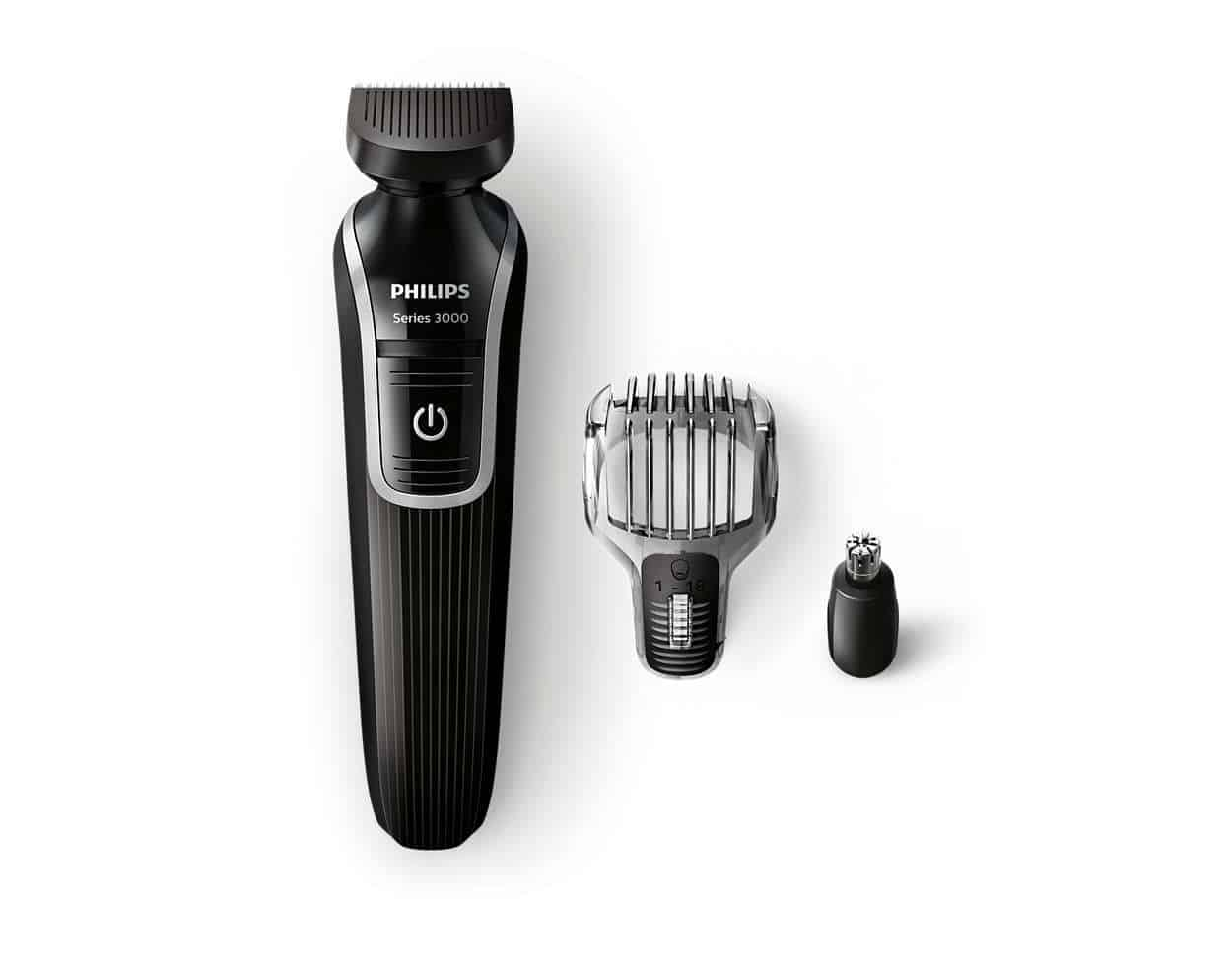 Norelco-Multigroom-All-In-One-Series-3000 Best Beard Trimmers by 7 Top Brands: Editor's Top 3 Picks