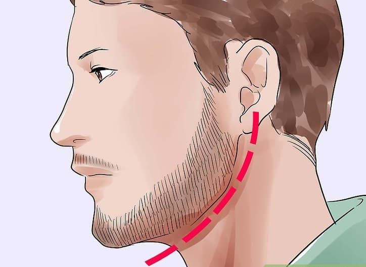 aid1423161-v4-728px-Maintain-Stubble-Step-10-Version-2 Beard Neckline: How to Trim Perfectly
