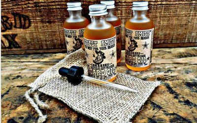 honest Amish classic beard oil