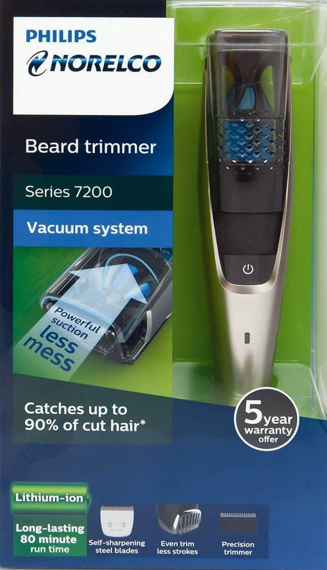 norelco-beard-trimmer-7200-full-pack-e1514885179218 Philips Norelco Beard Trimmer Series 7200: Honest Review