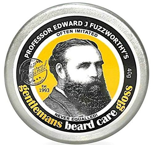 Professor Fuzzworthy's Beard Balm Gloss Leave-In Conditioner