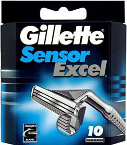 28-4-263x300 Gillette Sensor Excel Razor Review: Buyer's Guide
