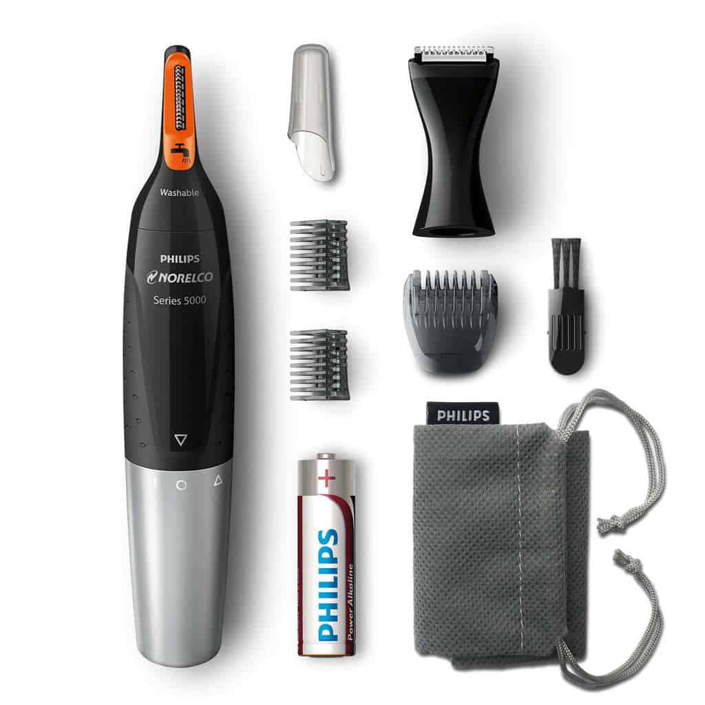 5-2 Best Nose & Ear Trimmers by Top 3 Brands + Others: Editor's Review