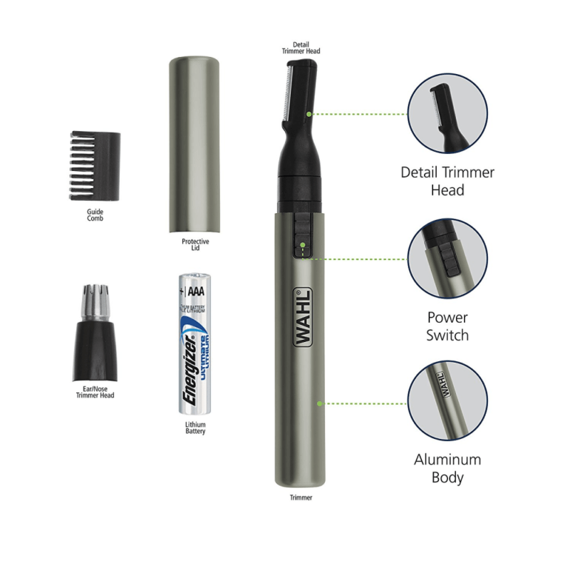 6-1 Best Nose & Ear Trimmers by Top 3 Brands + Others: Editor's Review