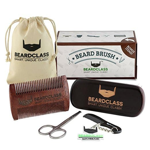 BEARDCLASS-500x441 Top 3 Beard Brush Kits in 2021: User's Review & Ratings