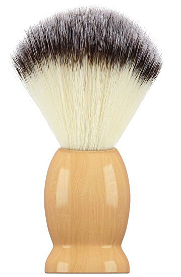 Bassion-Hand-Crafted-Pure-Badger-Shaving-Brush Top 12 Shaving Brushes: Buying Guide and Review