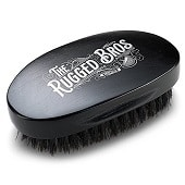 Beard-Brush-for-Men-by-The-Rugged-Bros-1 10 Best Beard Brushes to Buy in 2020: Editor's Top 3 Picks
