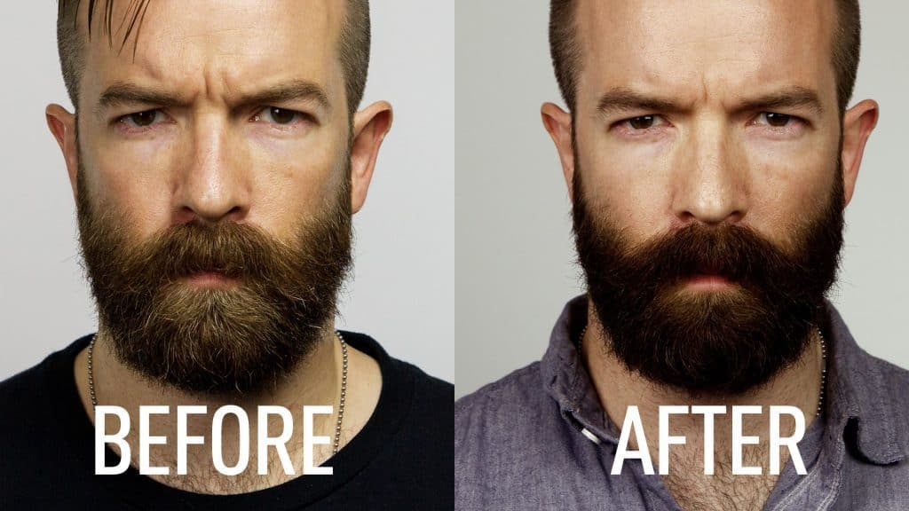 Beard-Dye-Before-and-After-1024x576 7 Best Beard Dye Review: User Guideline & Ratings